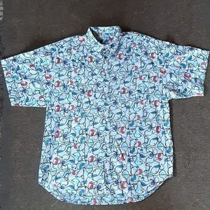 Men's 1990's Guess by George Marciano button down